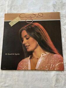 """Crystal Gayle """"We Should Be Together"""" Vinyl LP (UA-LA969-H)"""