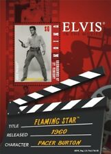 Union Island 2010 - Elvis Presley in the Movies Stamp souvenir sheet MNH