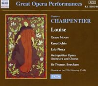 Charpentier : Louise - Great Opera Performances - New - Sealed