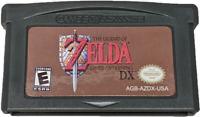 The Legend of Zelda Link's Awakening DX GBA Cartridge, US Seller. Repro