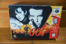 Vintage Nintendo 64 GOLDEN EYE  007 Authentic BOX ONLY