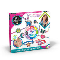 Brand New CRA-Z-ART BE INSPIRED Magic Mood Jewelry Ages 8+
