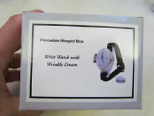 Midwest of Cannon Falls Phb: Wrist Watch with Wrinkle Cream ~ Mib!