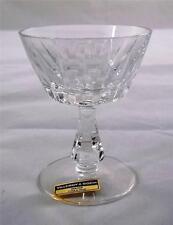 Villeroy & and Boch GRENOBLE cerises cocktail glass - lead crystal NEW handmade