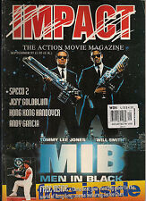Impact Sept. 1997 JACKIE CHAN ,ANDY LAU