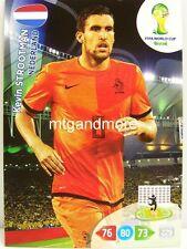 Adrenalyn XL - Kevin Strootman - Niederlande - Fifa World Cup Brazil 2014 WM