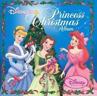 Disney Princess Christmas Album by Disney/Marty Panzer CD 2005 7 Princesses