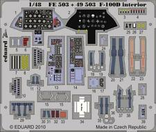 Eduard zoom FE503 1/48 hobby boss F-100D super sabre