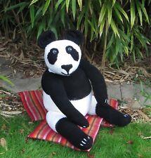 Stampato Knitting istruzioni GI-GI GIGANTE PANDA TOY BEAR ANIMAL knitting pattern