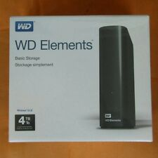 Hd esterno western digital 4tb Basic Storage