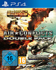 Air Conflicts: Double Pack (2 in1) Vietnam + Pacific Carriers PS4 Neu