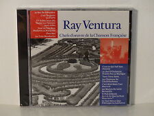 CD ALBUM Chefs d oeuvre de la chanson francaise RAY VENTURA CF 014   NEUF