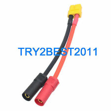 XT60 female to XT150 Male Battery Adapter Connector Wire Cable