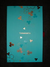 Tiffany & Co. Paper Flowers Chinese New Year Red Envelopes. Limited Edition.