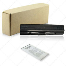 Bateria TOSHIBA Satellite A200 A205 A210 A215 A305 A305D A350 A355 A500 A505