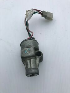 Peugeot Speedfight 2 100 100cc AC  Ignition Barrel  Lock Used Original OE