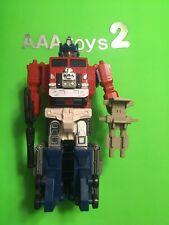 Vintage Transformers Powermaster Optimus Prime 1987