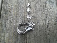 Große Nixe, Sirene Loreley Meerjungfrau Anhänger Geschenk