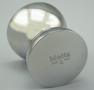Motta Tamper / Andrücker aus Aluminium