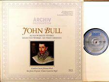 ARCHIV John Bull SELECTED WORKS Gamben-Consort JEANS Cameron SAPM 198 472 EX
