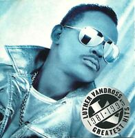 LUTHER VANDROSS greatest hits 1981-1995 (CDA compilation) best of, soul, house