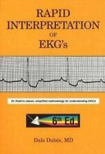 "Rapid Interpretation of EKG's by Dale Dubin 6th edition ( P""D""F)"
