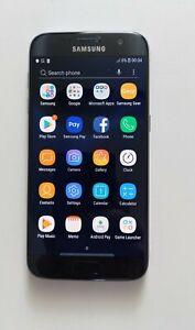 Samsung Galaxy S7 Grade A - 32GB - Black Onyx (Unlocked)
