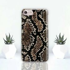 Snake iPhone 11 XR Case Serpent iPhone 6s XS Cover Animal Print iPhone 7 8 Plus