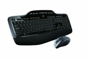 LOGITECH MK710 Tastatur und Maus schnurlos (US-Layout, QWERTY)