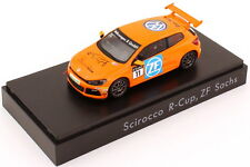 1:43 VW Scirocco III R-Cup 2012 ZF Sachs Nr.11 - Volkswagen Dealer-Edition - OEM