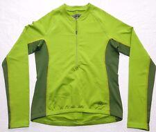new - MENS long sleeve cycling bike JERSEY SHIRT = NOVARA = MEDIUM - ab26