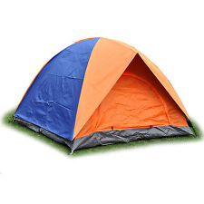 3 Person Waterproof Double Layer Tent – Outdoor Camping Hiking Travel