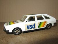 20Q 1980'S Norev Jet Car 895 France Renault 30 TS VSD 1:43 Série 800 Luxe