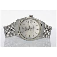 Mens Rolex Datejust 1603 Watch