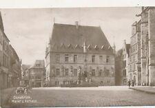 AK Osnabrück, Markt und Rathaus, 1930 (K) 19805