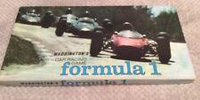 1964 waddingtons car racing board game formula 1