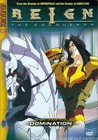 "Reign the Conqueror Vol. 3: Domination (DVD, 2003) ""Acts 8,. 9 & 10"""