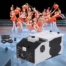 1500W DMX Nebelmaschine Trockeneis Effekt + 2.5L Nebel Fluidbehälter +Controller
