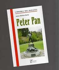 "peter pan james matthew barrie -  libreria dei ragazzi - La spiga"" - libri nuovi"