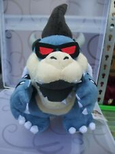 Blue  Bowser Super Mario  25cm