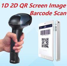 Barcode Scanner 2D 1D QR Bar Code Image Screen Scan Reader Laser Win/Android/IOS