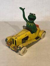 CORGI KERMIT THE FROG DIE CAST CAR vintage toy 1979 Muppets Sesame Street