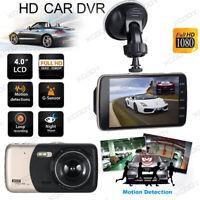 """4"""" Auto Car DVR Telecamera Retromarcia WIFI Videoregistratore G-Sensor Dash Cam"""