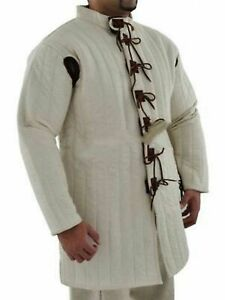 Thick-padded-Gambeson-role-play-movies-drama-theater-Medieval-