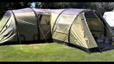 Vango Infinity 600 Airbeam tent - inflatable beam tent & Inflatable Extension