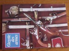 $$$ Revue Gazette des armes N°66 Timbre-poste militaireGardes du corpsMAS 38