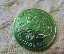 Vintage Mardi Gras Coin 1980 Shriners Tin Lizzie Unit