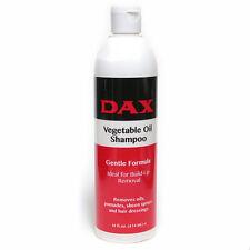DAX Vegetable Oil Shampoo Deep Cleansing Shampoo (14 fl oz)