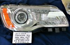 2011-2014 Chrysler 300 OEM New Left Driver Side HID/XENON Headlight... Excellent