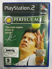 PERFECT ACE 2 Playstation 2 PS2 italiano garantito